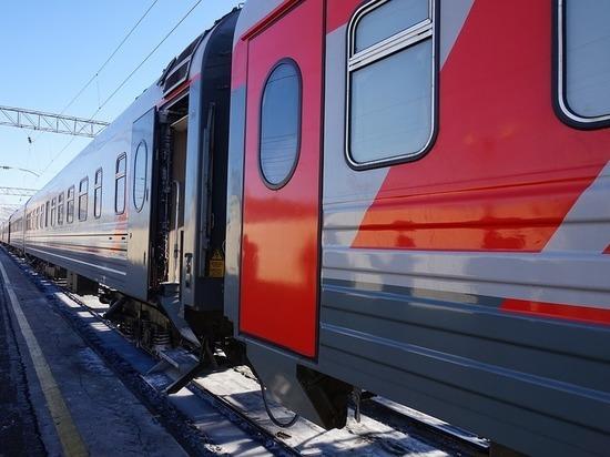 Отца и сына сняли с поезда в Кирове из-за дебоша родителя