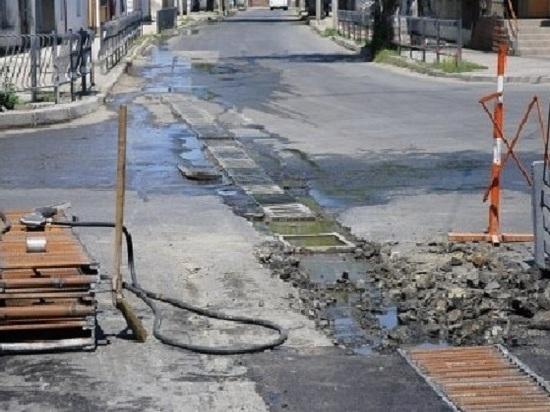 Меняют ливневки: в центре Симферополя на пять дней закроют улицу