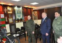 Владимир Шаманов посетил Алтайский край и обсудил празднование 75-летия Победы