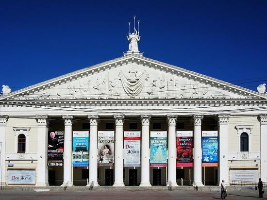 Воронежцы подписывают петицию за сохранение театра оперы и балета