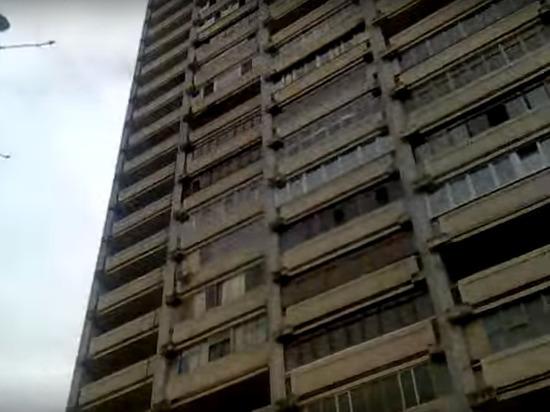 Житель Москвы упал с 12 этажа и выжил благодаря ожирению