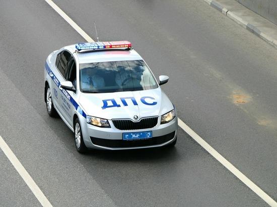 Водитель-лихач протаранил несколько автомобилей, убегая от полиции