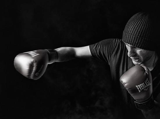 В Курлово появился боксерский ринг