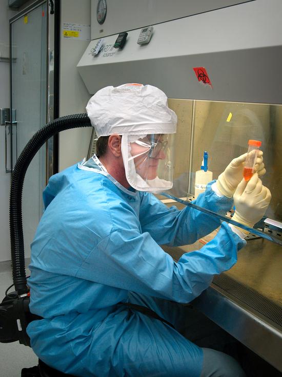 В Калмыкии грипп и ОРВИ не отступают
