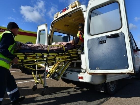 В Крыму органы проверяют ДПТ, в котором пострадали двое малышей