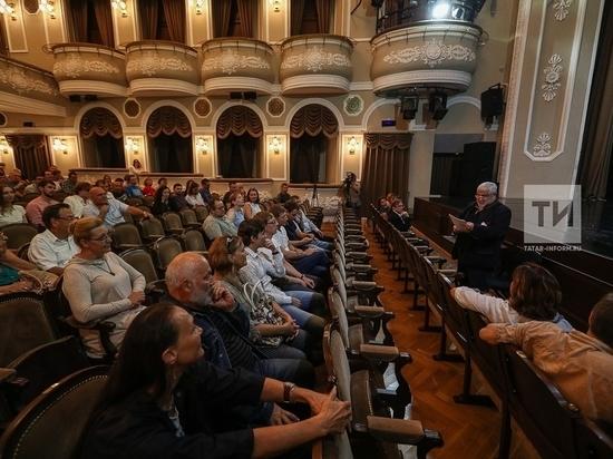 Театральный музей в Казани откроет потомок Василия Качалова