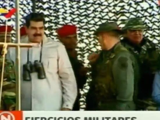 В Венесуэле стартовали крупнейшие в истории страны учения