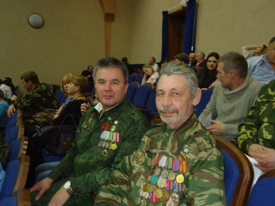 В Тюмени отметили 30-летие вывода советских войск из Афганистана