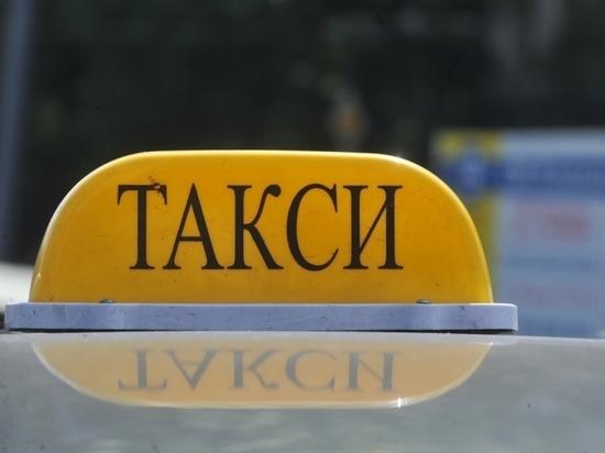 В Орловской области уменьшилось количество легальных такси
