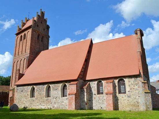 Кирха Святой Анны в Багратионовском районе: возвышаясь над веками