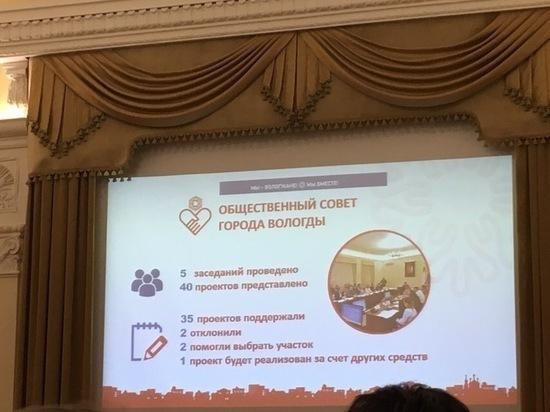 «Народный бюджет ТОС»: более 30 инициатив вологжан реализуют в Вологде