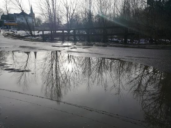 В Калининградской области сохранится оттепель