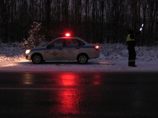 В Калининграде автомобилист сбил мужчину и скрылся с места ДТП