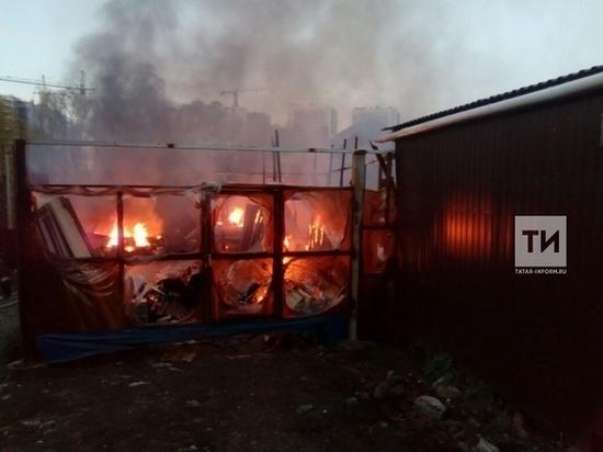 В Казани в 2018 выросло количество пожаров и их жертв