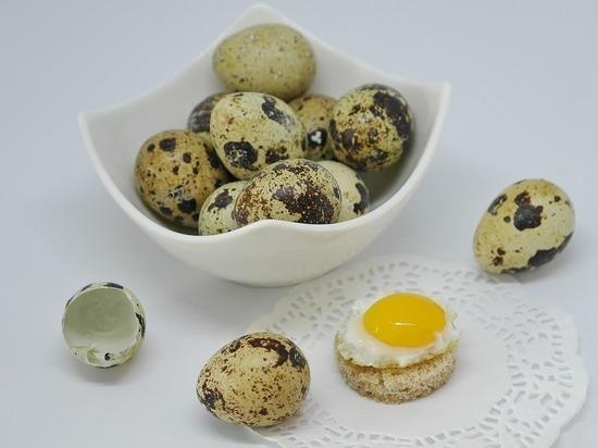 Перепелиные яйца получили бренд