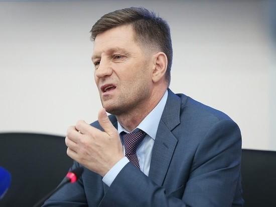 Губернатор Приморья просит не пересылать тигра Амура в Краснодар