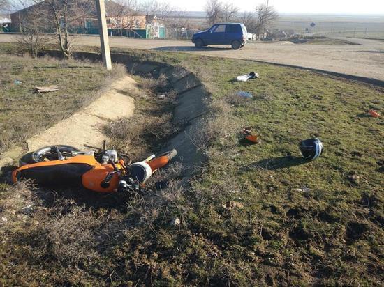 Виновницами аварий в Калмыкии стали две «Оки»