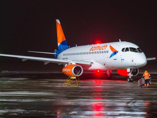 Полеты в Минводы и Краснодар возобновятся из Калуги