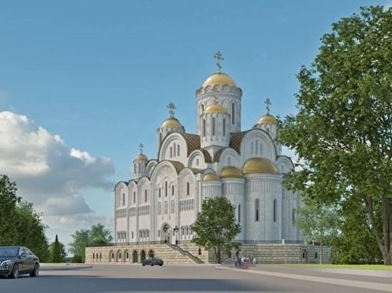 В Екатеринбурге одобрили документы на проведение референдума из-за строительства Собора святой Екатерины