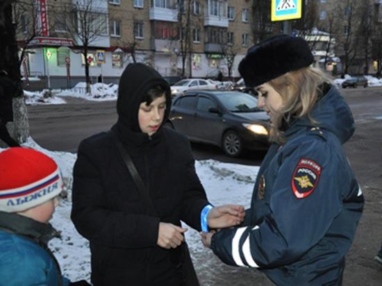 В Смоленске прошла операция «Пешеход»