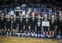 Нижегородские баскетболисты завоевали «серебро» на Кубке России