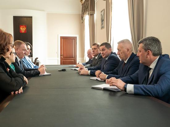 Бочаров призвал волгоградских депутатов ГД РФ отчитаться перед жителями