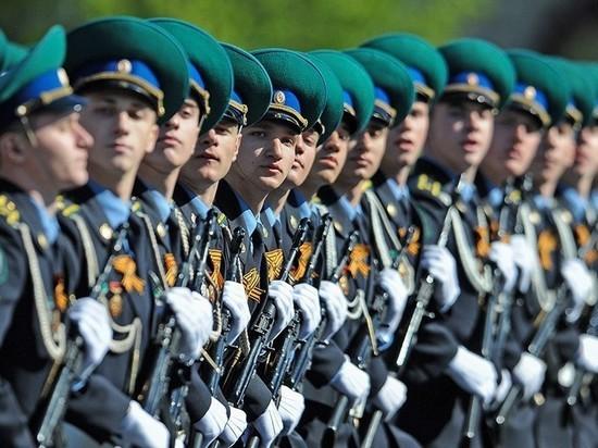 Курские пограничники приглашают на службу