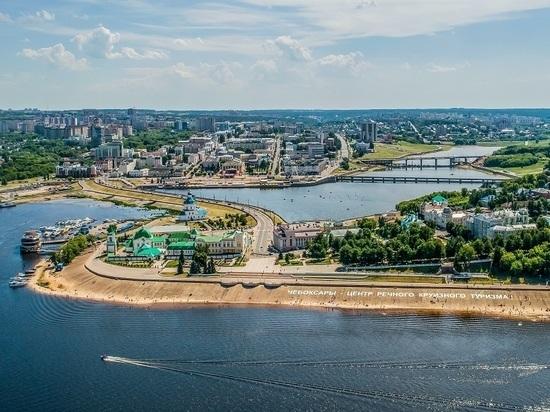 Медведев дал Чебоксарам 1,8 млрд рублей на туристические объекты