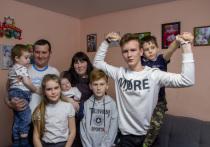 «МК на Алтае» побывал в гостях у многодетной семьи из Березовки