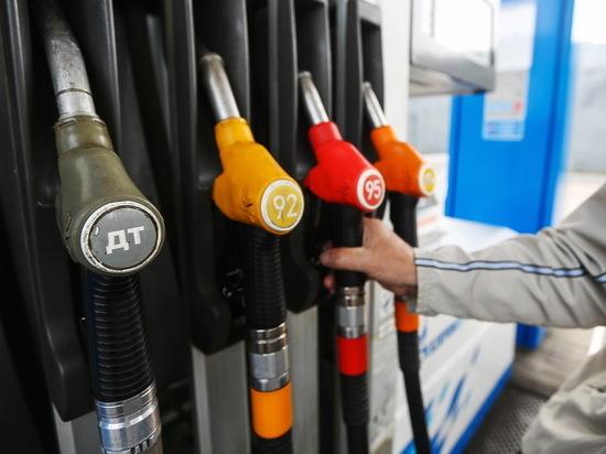 В Воронежской области отмечают высокие цены на бензин