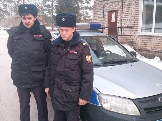В Тверской области пьяные зэки угнали автомобиль и пытались сбежать