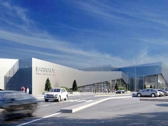 Барнаульский аэропорт занял третье место в престижном конкурсе