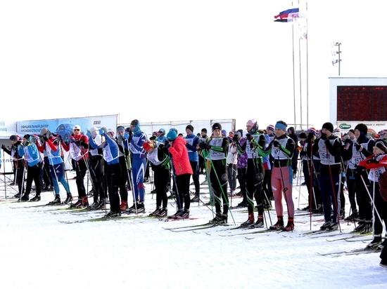 Саранск вместе с Россией встал на лыжи