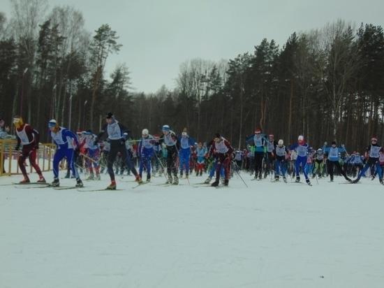 На самой длинной дистанции «Лыжни России» победу одержали пскович и великолучанка