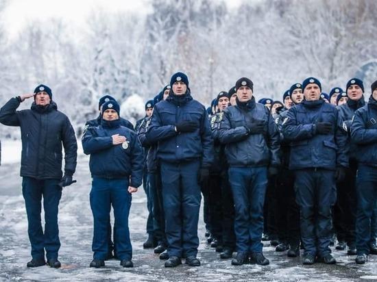 Украинские полицейские объявили себя «бандеровцами» в качестве извинения