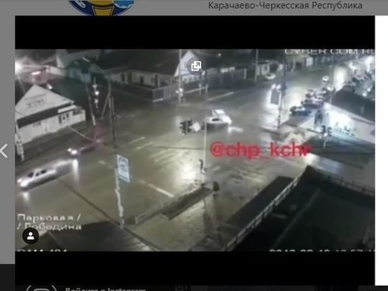 В Черкесске 7 человек попали в больницу в результате ДТП