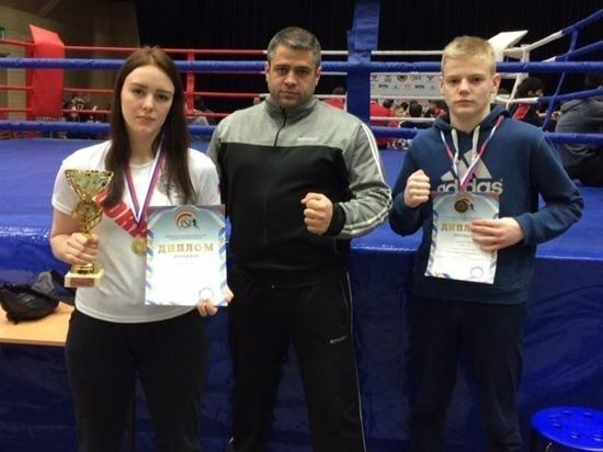 Ивановцы завоевали медали на соревнованиях по тайскому боксу