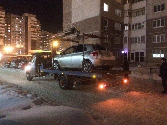 В Перми у должников за тепло арестовали автомобили