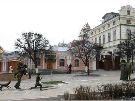 Депутаты подарят Чебоксарам памятник ко Дню города