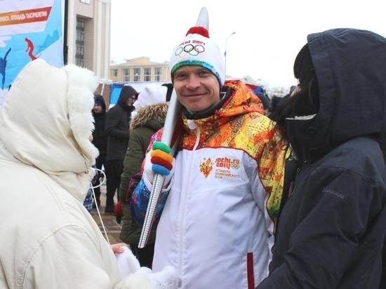 В Саранске целый день посвятили зимним видам спорта