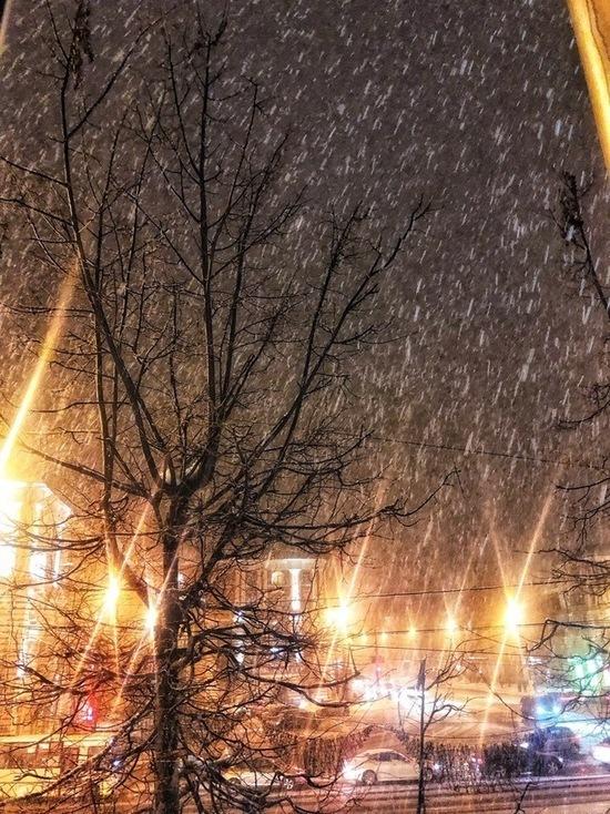 """""""Московский"""" снежный циклон может задеть Тверскую область"""