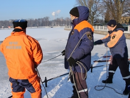 В Калининградской области продлили штормовое предупреждение