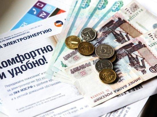 Жительницы новой Москвы стала рекордсменкой по долгам за электричество