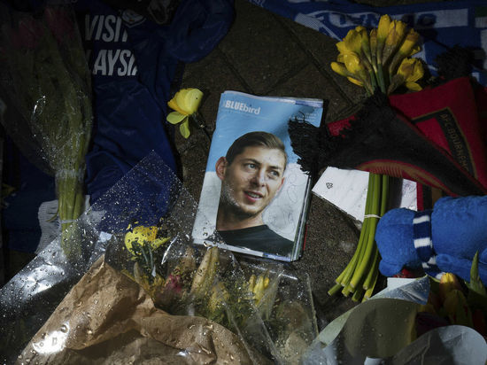 Названа официальная причина смерти футболиста Салы