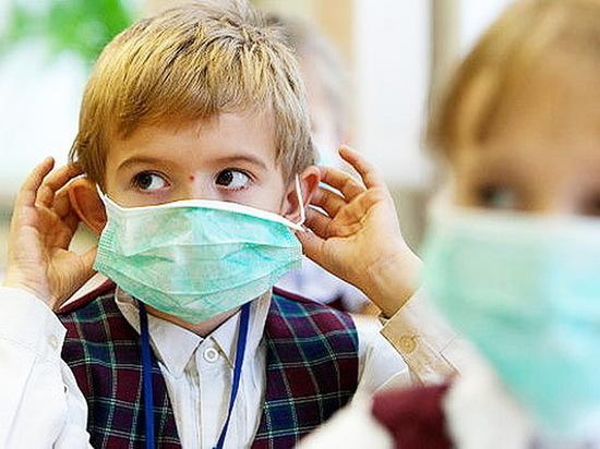 В Воронежской области гриппом и ОРВИ болеют 11 тысяч детей