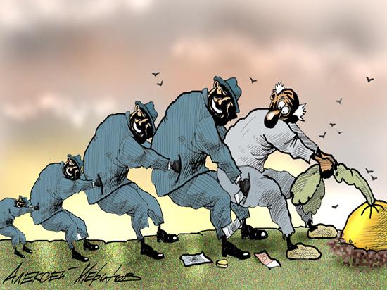 Политолог Мухин назвал ненависть народа к чиновникам «результатом кампании СМИ»