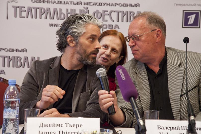 """""""Папа"""" Чехов-феста Валерий Шадрин отмечает юбилей"""