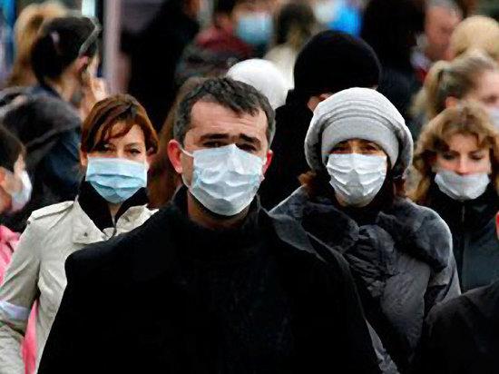 В Ярославской области  грипп набирает обороты