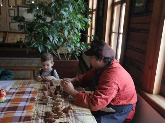 В Рязанской области состоялся Единый День народных промыслов