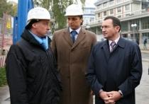 Сенатор Николай Федоров и Эдик Мочалов: сошлись крайние